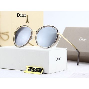 Vogew DIOR selling new large framed polarized sunglasses for fashionable men and women