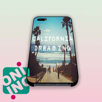 California Dreaming iPhone Case Cover | iPhone 4s | iPhone 5s | iPhone 5c | iPhone 6 | iPhone 6 Plus | Samsung Galaxy S3 | Samsung Galaxy S4 | Samsung Galaxy S5