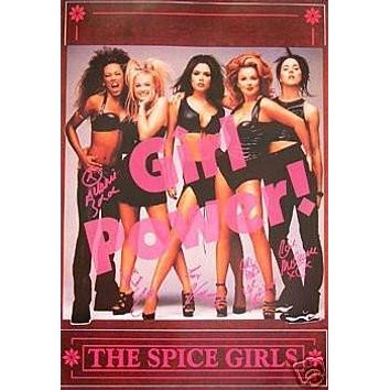 Spice Girls Poster Girl Power Sexy Hot New 24x36