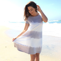 Tie Dye For You Jersey Dress