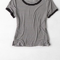 AEO Women's Soft & Sexy Ribbed Baby T-shirt