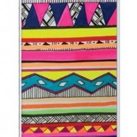 iZERCASE Geometric Aztec Pattern iphone 5 case - Fits iphone 5, iPhone 5S T-Mobile, Verizon, AT&T, Sprint and International