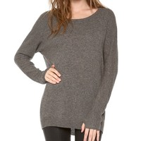 The Sophomore Cashmere Sweater