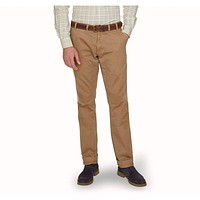 Neuston Twill Trousers in Stone by Barbour