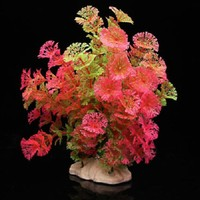 Beautiful Aquarium Plant Fish Tank Aquarium Decoration Plastic Grass Artificial Red Plant Pet Products