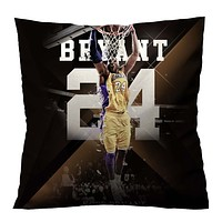 KOBE BRYANT THE LAKERS Cushion Case Cover
