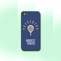 modest mouse , iPhone 4/4S case, iPhone 5/5s/5c case, Samsung S3/S4 Case, Photo print hard Plastic