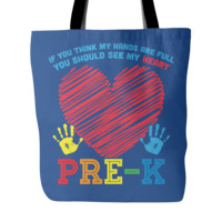 Preschool - Full Heart