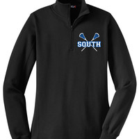 Williamsville South HS Womens Modified Lacrosse Sport-Tek® Ladies 1/4-Zip Sweatshirt
