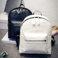Back To School Stylish College On Sale Comfort Hot Deal Korean Casual Bags Backpack [6583222535]