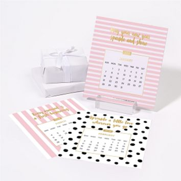 2018 Glam Desk Calendar (ONE LEFT!)