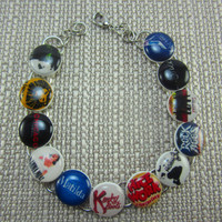 Broadway Musicals Bracelet by TheQuirkySpot on Etsy