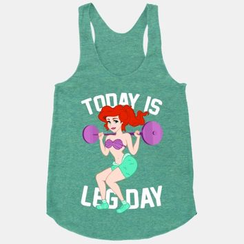 Today Is Leg Day (squat)