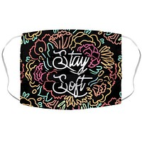Stay Soft Face Mask Cover