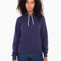 Unisex Flex Fleece Drop Shoulder Pull Over Hoodie | American Apparel