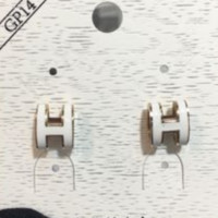 Hermes New Fashion Earring Accessories Women White