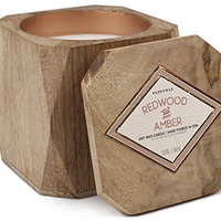 Redwood & Amber Woods Candle