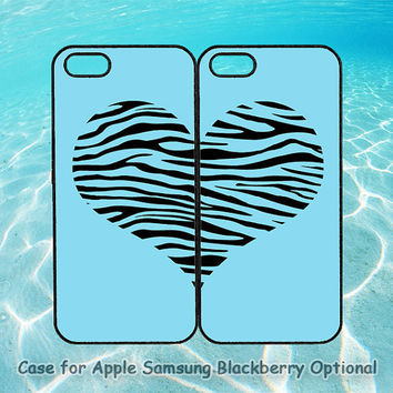 Best Friends Love in Pairs for iphone 5 case, iphone 4 case, ipod 4, ipod 5, note 2, Samsung S3, Samsung galaxy S4, blackberry z10, q10