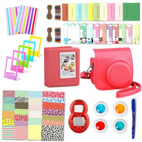 Fujifilm Instax Mini 8 Accessories Leebotree 10 in 1 Camera Bundles Set Inclu...
