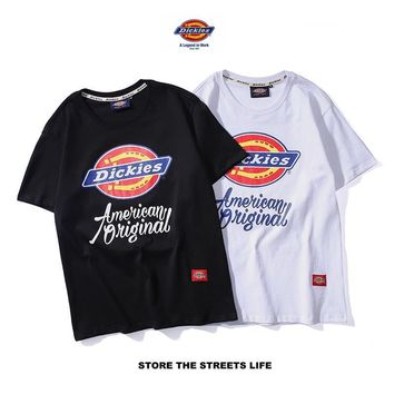 Short Sleeve Cotton T-shirts [1840849584179]