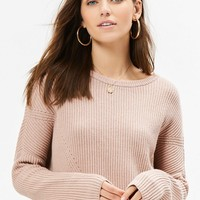 LA Hearts Cocoon Boxy Pullover Sweater at PacSun.com