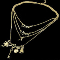 Once Upon A Time Layered Necklace