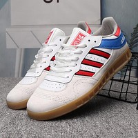 ADIDAS Men Fashion Leather Old Skool Flats Shoes