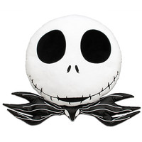 Disney Jack Skellington Plush Pillow | Disney Store