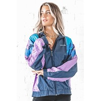 VINTAGE 90's Full Zip Adidas Windbreaker 151