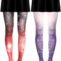Galaxy Tights Set