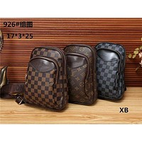 Louis Vuitton Lv Messenger Bags All Collections Avenue Sling Bag 3 Colors #2683