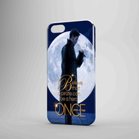 Once Upon A Time Captain Hook Believe iPhone Case Galaxy Case 3D Case