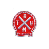 BMTH Steel City (Patch) | 24Hundred