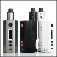 100% Original Kanger Dripbox 160w Starter Kit With 7ML DIY RBA Subdrip Tank Kangertech Dripbox 160w VS Wismec RX200S Vape
