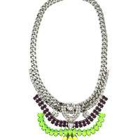 Courtney Lee Collection | Melanie Neon Necklace