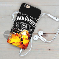 Jack Daniels Old No 7 iPhone Case Cover Series