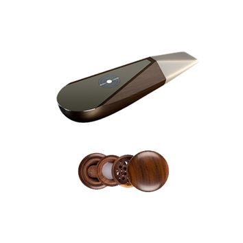 Evoke Vaporizer and a 4 Piece Rosewood Grinder as a Gift!