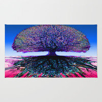 Tree of Life Creative Link Rug by Tree Of Life Shop