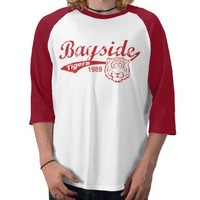 Bayside Tigers Shirts from Zazzle.com