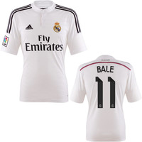 Bale Jersey Real Madrid Home 2014 2015