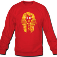Faded Pharaoh Crew Neck