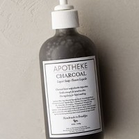 Apotheke Charcoal Liquid Hand Soap in Charcoal Size: One Size Bath & Body