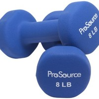 ProSource Neoprene Dumbell Set