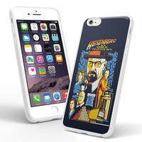 Heisenberg and the Empire of the Crystal Meth iPhone and Samsung Galaxy Case