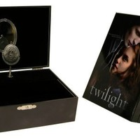 AMAZON EXCLUSIVE! Twilight Music Jewelry Box