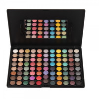 88 Color Matte Pearlescent Eyeshadow Palette