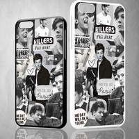 Louis Tomlinson Collage X0062 iPhone 4S 5S 5C 6 6Plus, iPod 4 5, LG G2 G3, Sony Z2 Case