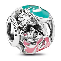 disney parks flora fauna merryweather pandora jewerly charm new with pouch