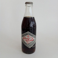 Coca Cola Bottle 75th Anniversary Vintage by vintage19something