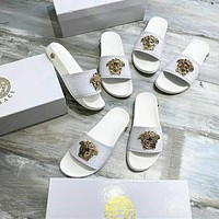 Versace casual slippers
